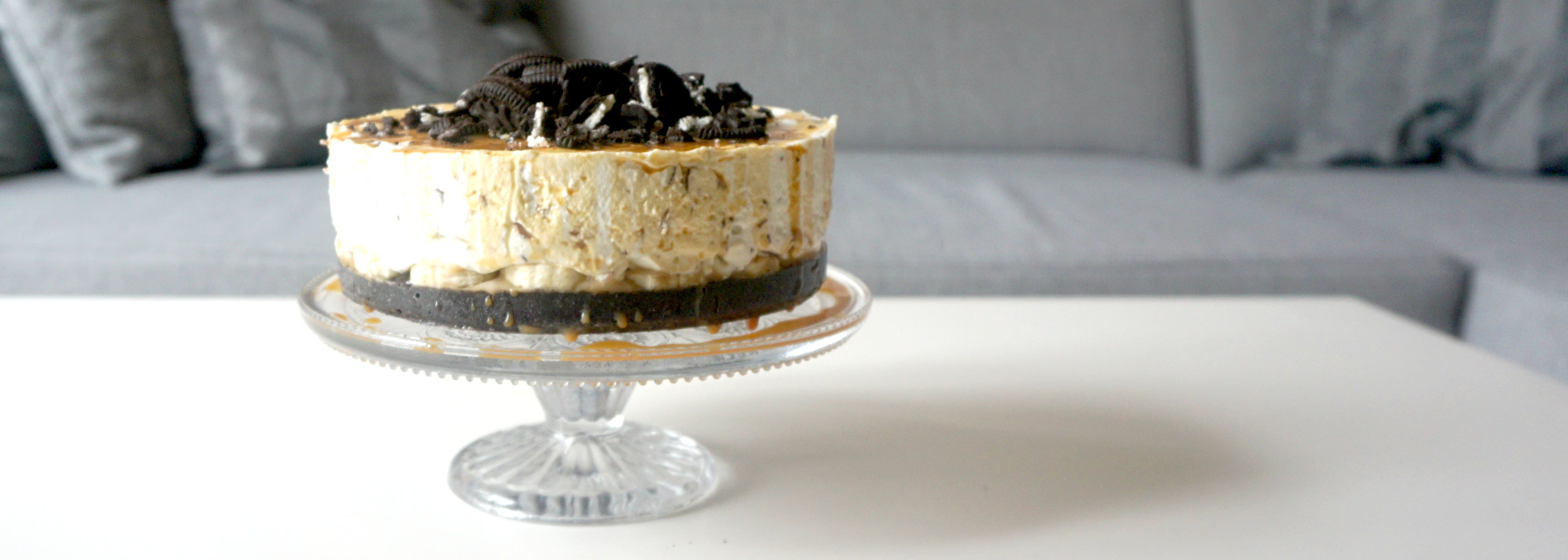 Miss Malvina Enjoy Life Recipe No Bake Oreo Cake desert