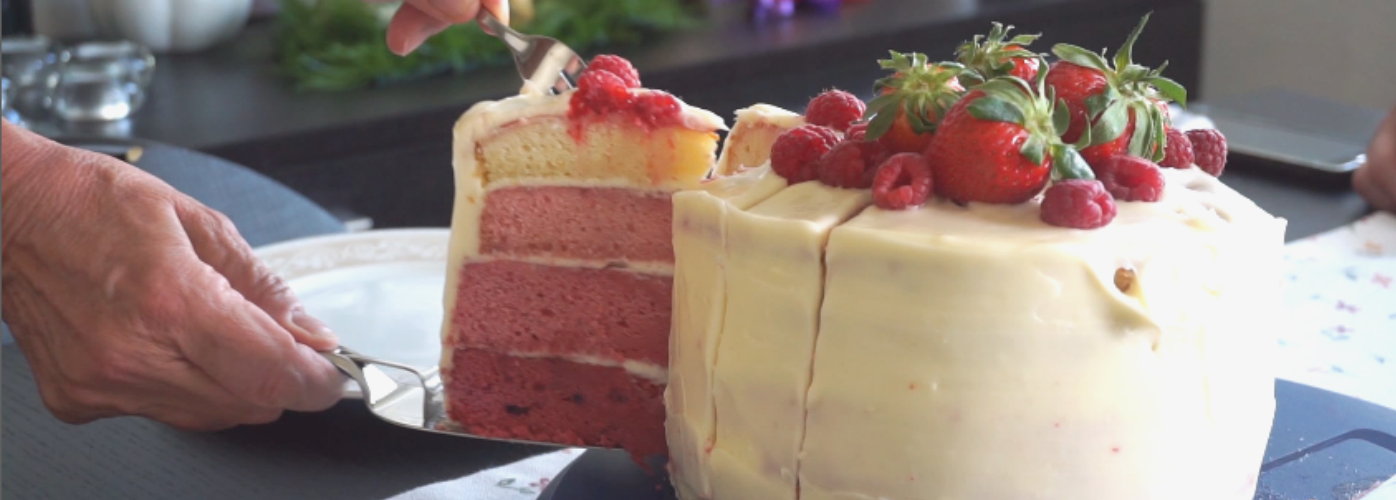 Miss Malvina Enjoy Life Recipe: Layer Cake